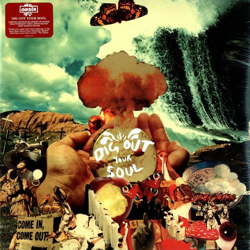 Oasis Dig Out Your Soul [2009 Edition] 2-LP vinyl record set (Double Album) UK OAS2LDI474972
