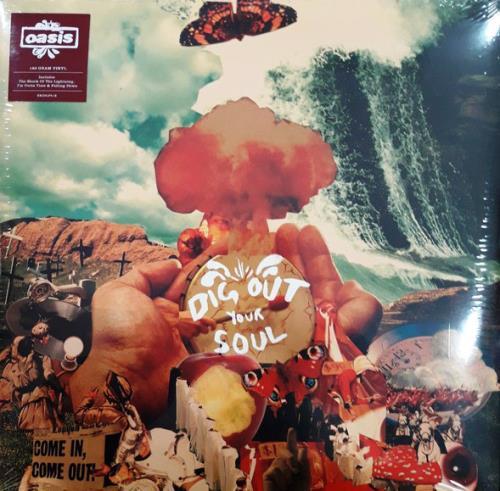 Oasis Dig Out Your Soul - 180 Gram - Sealed 2-LP vinyl record set (Double Album) UK OAS2LDI767985