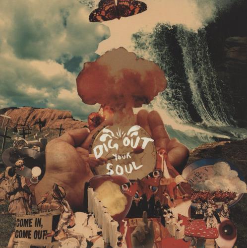 Oasis Dig Out Your Soul - 180gm 2-LP vinyl record set (Double Album) UK OAS2LDI755017