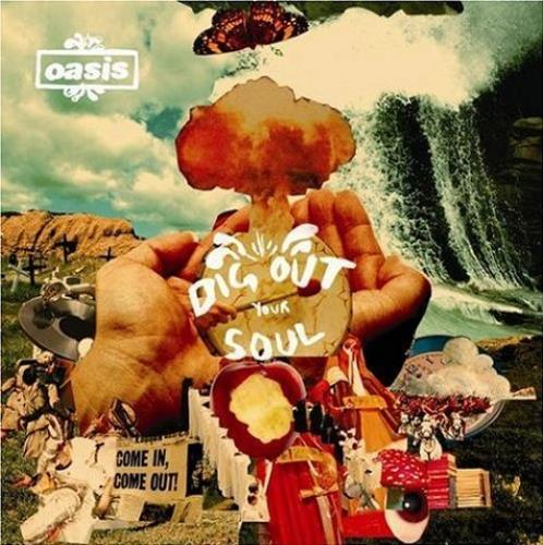 Oasis Dig Out Your Soul CD album (CDLP) UK OASCDDI447653