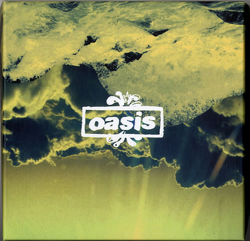 """Oasis Dig Out Your Soul 7"""" box set UK OAS7XDI625369"""
