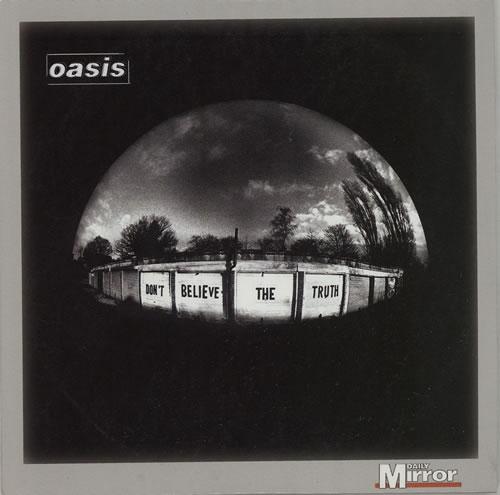 Oasis Don't Believe The Truth CD album (CDLP) UK OASCDDO575672