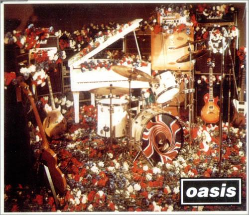 "Oasis Don't Look Back In Anger CD single (CD5 / 5"") UK OASC5DO62209"