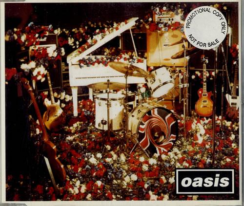 "Oasis Don't Look Back In Anger CD single (CD5 / 5"") UK OASC5DO67913"