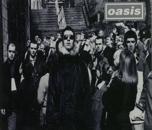 """Oasis D'you Know What I Mean? CD single (CD5 / 5"""") South African OASC5DY103509"""