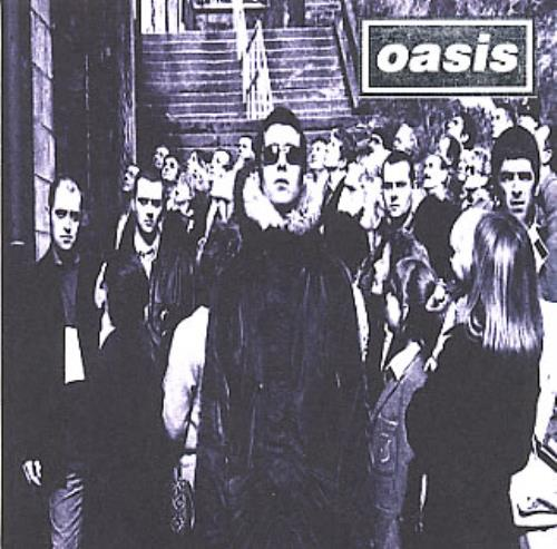 """Oasis D'You Know What I Mean? CD single (CD5 / 5"""") Austrian OASC5DY89275"""