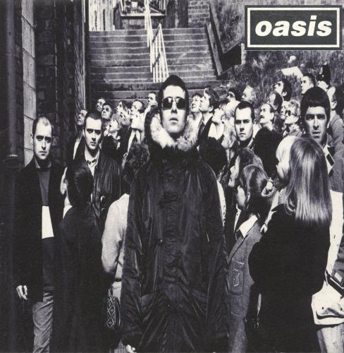 """Oasis D'you Know What I Mean - Gatefold - EX 7"""" vinyl single (7 inch record) UK OAS07DY734013"""
