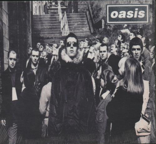 "Oasis D'you Know What I Mean - Sealed CD single (CD5 / 5"") UK OASC5DY669440"