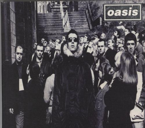 "Oasis D'you Know What I Mean CD single (CD5 / 5"") UK OASC5DY89464"