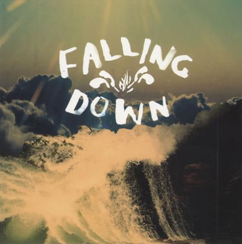 "Oasis Falling Down CD single (CD5 / 5"") UK OASC5FA449086"