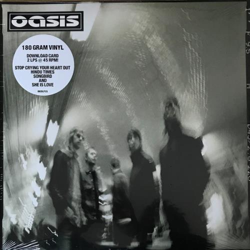 Oasis Heathen Chemistry - 180 Gram 45RPM - Sealed 2-LP vinyl record set (Double Album) UK OAS2LHE767982