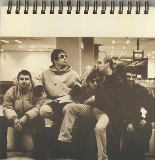 Oasis July 1998 memorabilia US OASMMJU489040