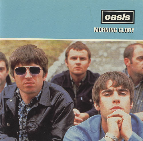 "Oasis Morning Glory CD single (CD5 / 5"") Australian OASC5MO52317"