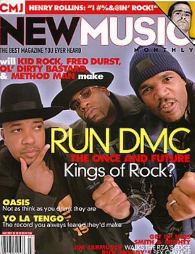 Oasis New Music magazine US OASMANE291638