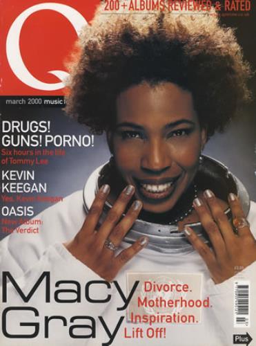 Oasis Q Magazine magazine UK OASMAQM374533