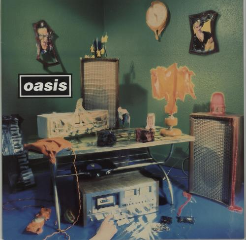 "Oasis Shakermaker - EX 12"" vinyl single (12 inch record / Maxi-single) UK OAS12SH664603"