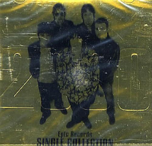 Oasis Single Collection - January 2000 CD album (CDLP) Japanese OASCDSI289337