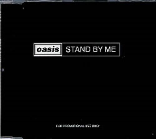 """Oasis Stand By Me CD single (CD5 / 5"""") Austrian OASC5ST97777"""
