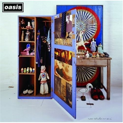Oasis Stop The Clocks - Sealed Vinyl Box Set UK OASVXST379688