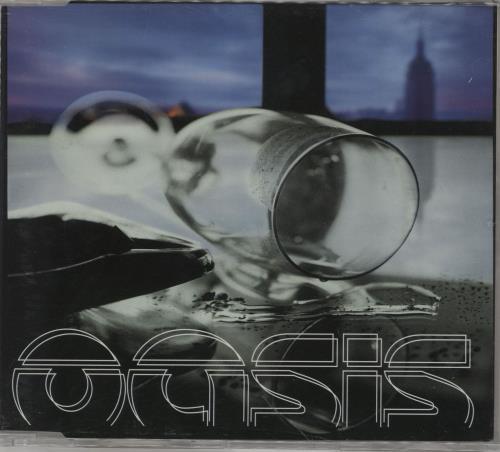 "Oasis Sunday Morning Call CD single (CD5 / 5"") UK OASC5SU236375"