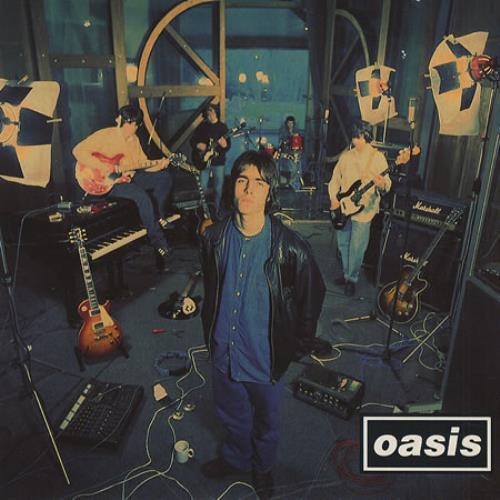 """Oasis Supersonic CD single (CD5 / 5"""") Austrian OASC5SU241759"""