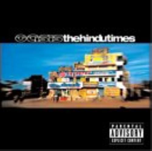 Oasis The Hindu Times DVD Single UK OASDSTH219072