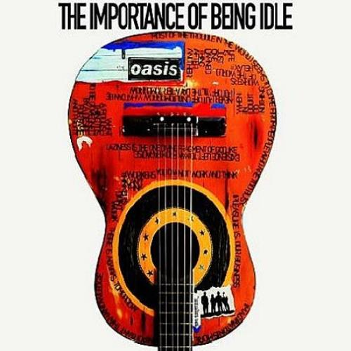 """Oasis The Importance Of Being Idle 7"""" vinyl single (7 inch record) UK OAS07TH333221"""