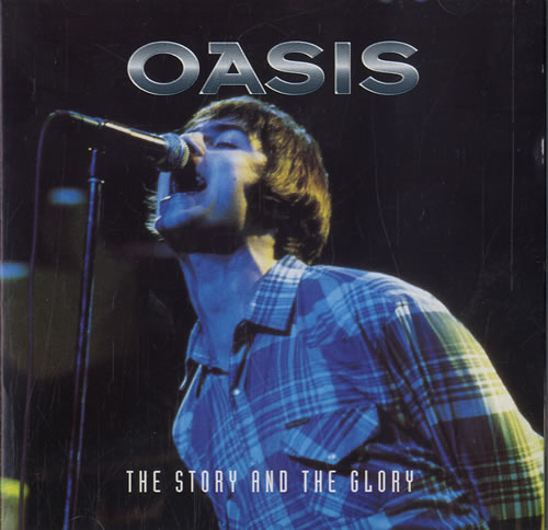 Oasis The Story And The Glory CD album (CDLP) UK OASCDTH269298