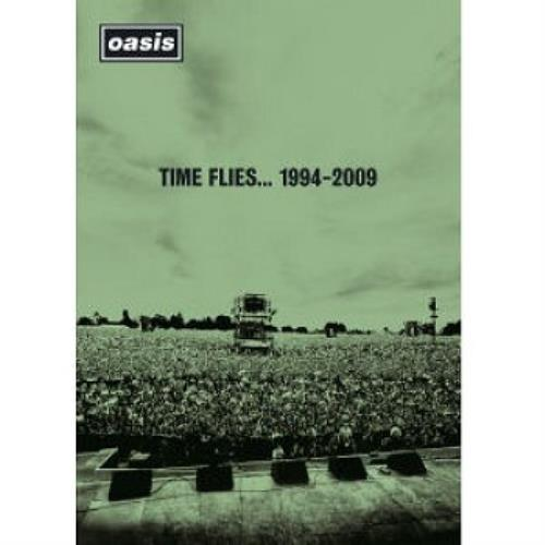Oasis Time Flies... 1994 - 2009 DVD UK OASDDTI509907