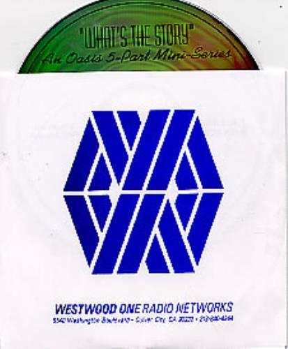 Oasis Vignettes CD album (CDLP) US OASCDVI75599