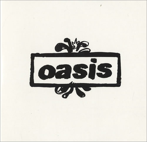 Oasis Waiting For The Rapture / I Believe In All UK Promo ... Oasis Band Logo
