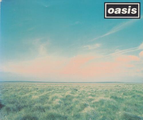 """Oasis Whatever - 1st CD single (CD5 / 5"""") UK OASC5WH73155"""