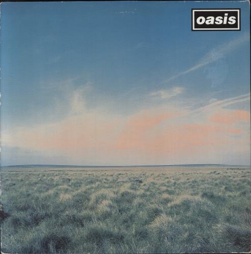 "Oasis Whatever - EX 12"" vinyl single (12 inch record / Maxi-single) UK OAS12WH317614"