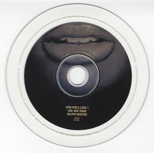 "Oasis Who Feels Love? CD single (CD5 / 5"") UK OASC5WH200114"