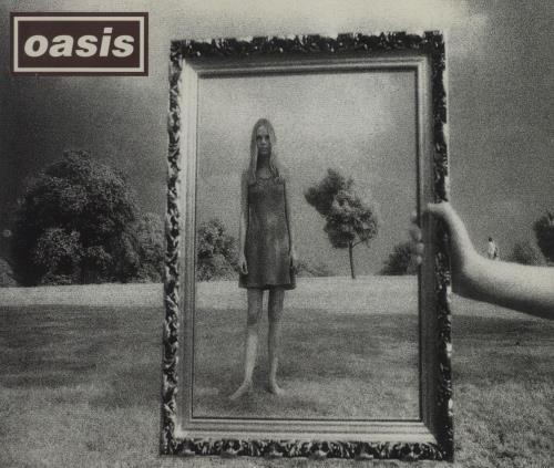 "Oasis Wonderwall CD single (CD5 / 5"") UK OASC5WO54778"