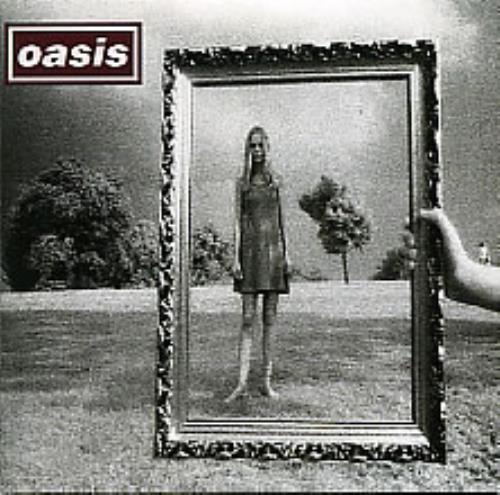 """Oasis Wonderwall CD single (CD5 / 5"""") Austrian OASC5WO63756"""