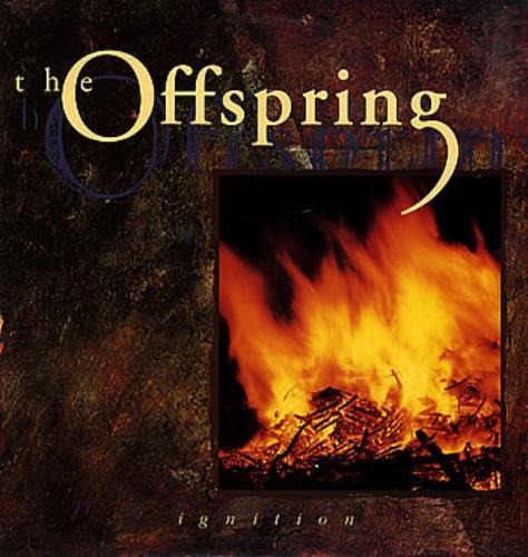 Offspring Ignition vinyl LP album (LP record) US OFFLPIG48856