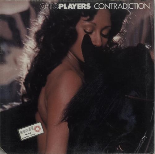 Ohio Players Contradiction - Sealed vinyl LP album (LP record) US OHPLPCO685852