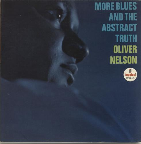 Oliver Nelson More Blues And The Abstract Truth vinyl LP album (LP record) US OA4LPMO693738