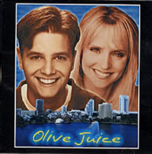 Olive Juice Olive Juice CD-R acetate US OJUCROL200070