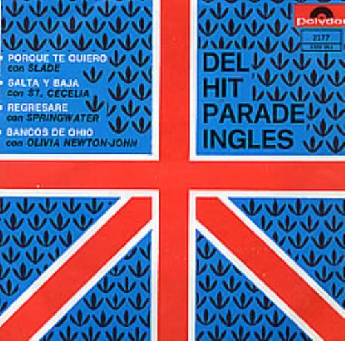 "Olivia Newton John Bancos de Ohio 7"" vinyl single (7 inch record) Mexican ONJ07BA266561"