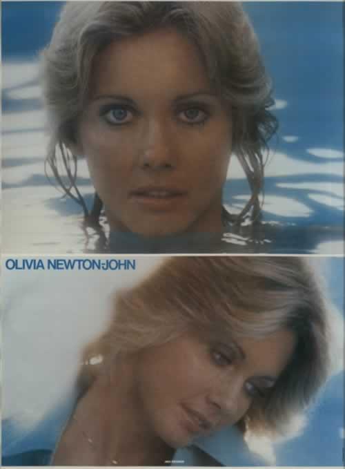 Olivia Newton John Come On Over poster US ONJPOCO608491