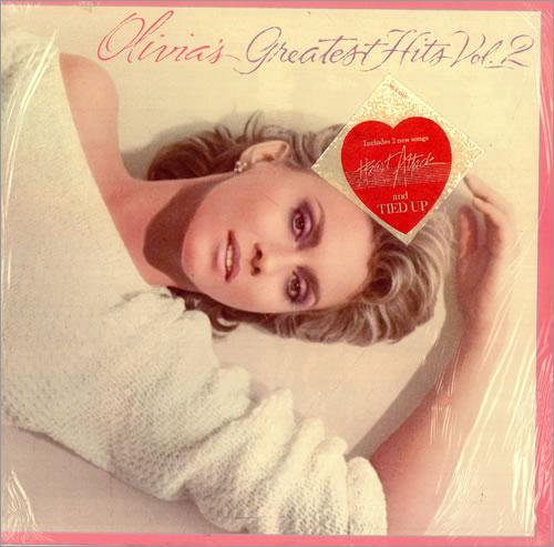 Olivia Newton John Greatest Hits Vol. 2 - Sealed vinyl LP album (LP record) US ONJLPGR300419