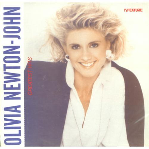Olivia Newton John Greatest Hits vinyl LP album (LP record) Korean ONJLPGR144490