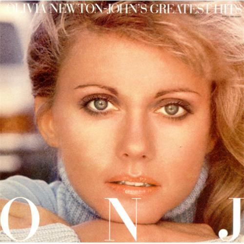 Olivia Newton John Greatest Hits Japanese Vinyl Lp Album