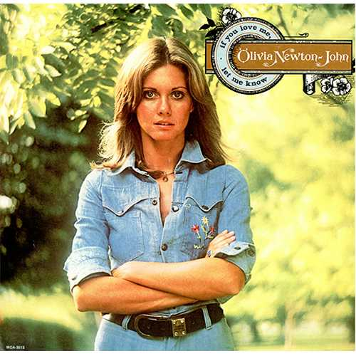 Olivia Newton John If You Love Me, Let Me Know - Sealed vinyl LP album (LP record) US ONJLPIF412928
