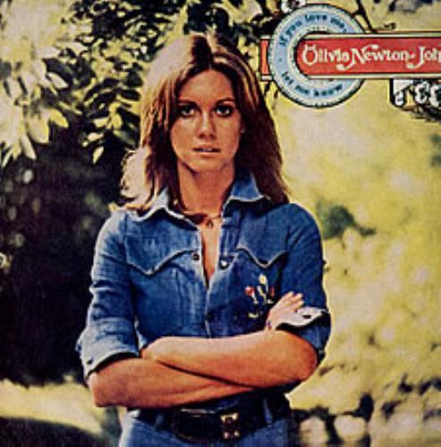 "Olivia Newton John If you Love Me, Let Me Know 7"" vinyl single (7 inch record) Thailand ONJ07IF215142"