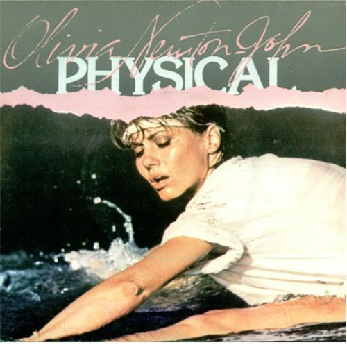 Olivia Newton John Physical French 7 Quot Vinyl Single 7 Inch
