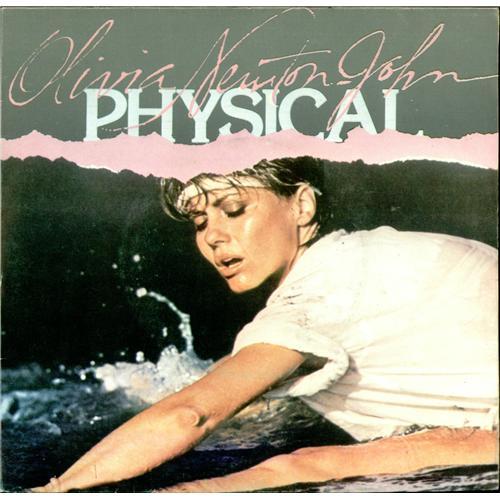 "Olivia Newton John Physical 7"" vinyl single (7 inch record) Italian ONJ07PH414403"