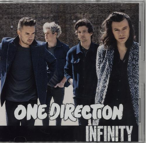 One Direction Infinity CD-R acetate Japanese OO5CRIN661735